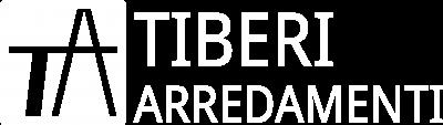 Logo Tiberi Arredamenti coming bianco_1